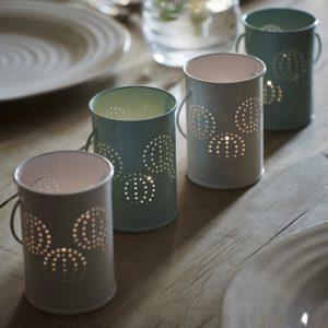 Sophie Conran Tea Light Holders 2 colours