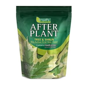After Plant Tree and Shrub with rootgrow